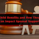 Child Benefits and How They Can Impact Spousal Support