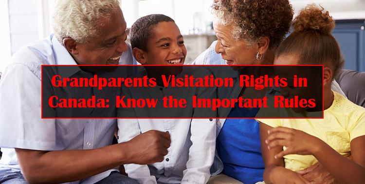 Grandparents Visitation Rights