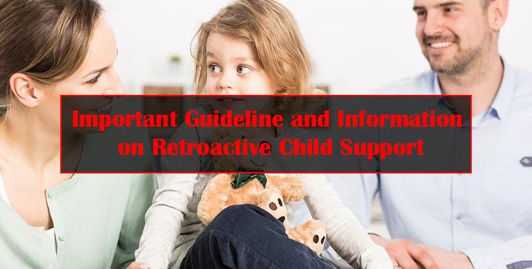 Retroactive child support