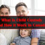 Child custody in Canada