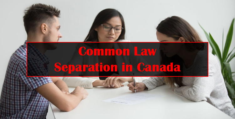 Common Law Separation in Canada