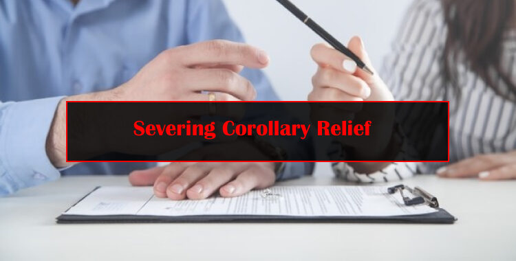 Severing Corollary Relief
