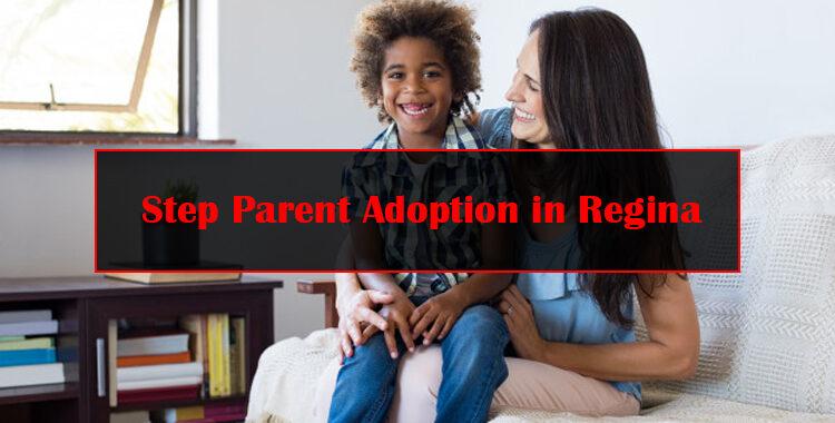 Step parent adoption